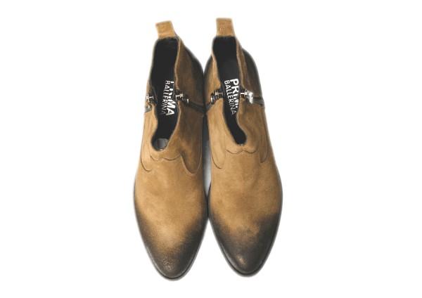 Prima Ballerina - TEX Boots Taupe