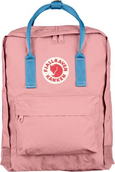 Kanken pink-air-blue