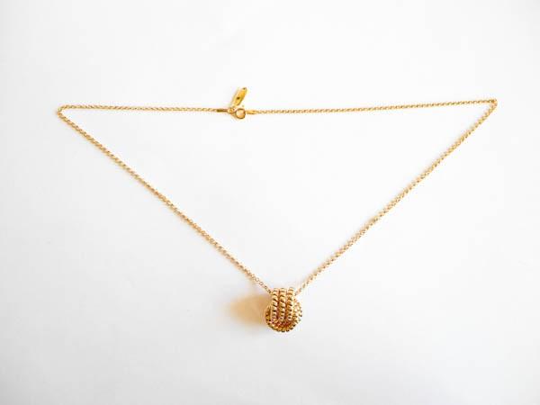 Atelier Coquet - Knotenkette gold