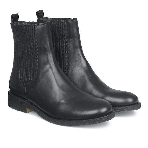 Angulus Chelsea Boots Classic Schwarz 3