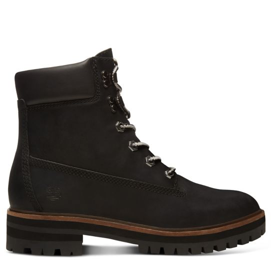 Timberland - London Square 6inch Schwarz
