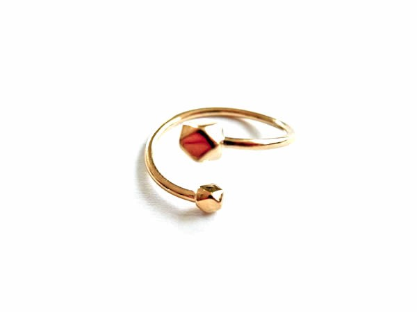 Atelier Coquet Ring Gold