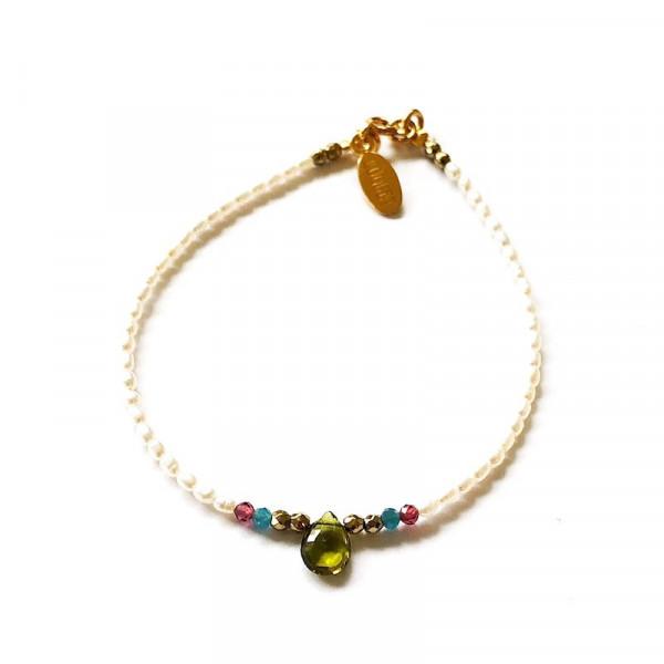 Atelier Coquet - Armband Mariposa Vergoldet
