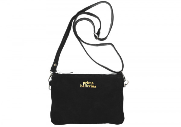 Umhängetasche Minibag Schwarz